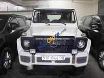 Chính chủ bán Mercedes G class đời 2001, màu trắng