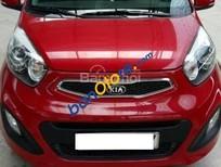 Bán xe Kia Morning S sản xuất năm 2014, màu đỏ số tự động, 345tr