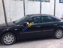Bán Ford Mondeo năm sản xuất 2004, màu đen chính chủ, 195 triệu