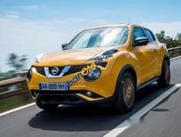 Bán Nissan Juke 1.6L CVT năm 2016, màu vàng, nhập khẩu