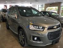 Cần bán Chevrolet Captiva Revv năm 2017, màu nâu