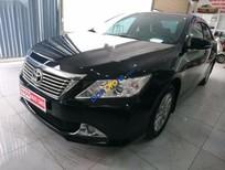 Bán xe cũ Toyota Camry 2.0E sản xuất 2013, màu đen chính chủ, 840tr