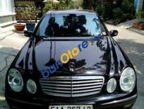 Bán xe Mercedes C240 đời 2004, màu đen, nhập khẩu chính hãng xe gia đình