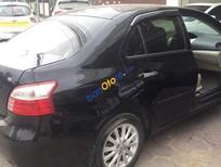 Bán Toyota Vios E sản xuất năm 2011, màu đen