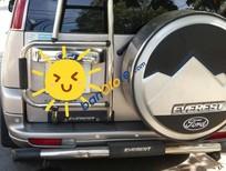 Bán Ford Everest đời 2009, màu bạc, xe nhập