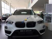 Bán ô tô BMW X1 sDrive18i đời 2017, màu trắng, xe nhập