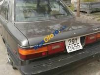 Bán ô tô Toyota Camry đời 1988, giấy tờ đầy đủ, đăng kiểm đầy đủ