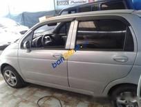 Bán xe cũ Daewoo Matiz MT đời 2002, màu bạc