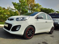 Bán xe Hyundai i10 GRAND. 1.2. 2013, ĐK 2014. màu trắng, nhập khẩu chính hãng, giá chỉ 389 triệu