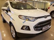 Bán Ford EcoSport Titanium 1.5l AT đời 2018, màu trắng