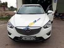 Bán xe Mazda CX 5 năm sản xuất 2013, màu trắng, giá chỉ 800 triệu