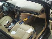 Cần bán lại xe BMW 5 Series 525i sản xuất 2000, màu đen, nhập khẩu chính hãng, giá 140tr