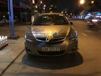 Cần bán xe Toyota Vios G đời 2009, màu bạc chính chủ