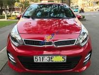 Xe Kia Rio 1.4 AT đời 2015, màu đỏ, nhập khẩu mới chạy 6.000km