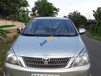 Cần bán xe Toyota Innova G sản xuất năm 2006, màu bạc, nhập khẩu