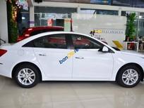 Cần bán xe Chevrolet Cruze LTZ 1.8L năm sản xuất 2017, màu trắng, giá chỉ 699 triệu