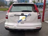 Việt Nhật Auto cần bán Honda CR V 2.0AT đời 2011, màu trắng chính chủ