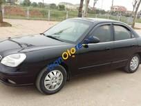 Bán xe cũ Daewoo Nubira đời 2004, màu đen chính chủ