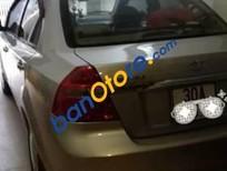 Bán xe Daewoo Gentra sản xuất năm 2008, màu bạc, giá chỉ 210 triệu