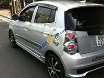 Bán xe Kia Morning Sport đời 2011, màu bạc xe gia đình