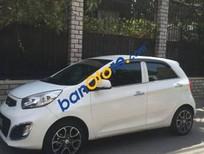 Bán ô tô Kia Picanto S đời 2014, màu trắng
