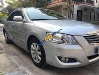 Bán Toyota Camry đời 2008, màu bạc xe gia đình
