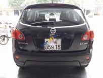 Bán Nissan Qashqai LE đời 2008, màu đen, xe nhập, 605 triệu