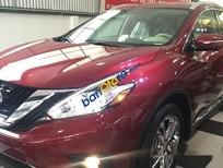 Cần bán Nissan Murano Platinum năm 2016, màu đỏ, xe nhập