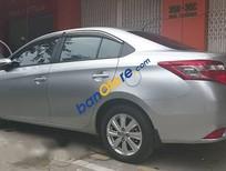 Bán Toyota Vios G đời 2015, màu bạc chính chủ