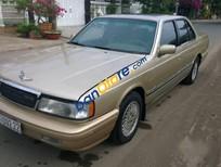 Bán Mazda 323F đời 1993, màu vàng số tự động