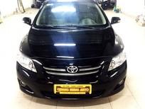 Bán Toyota Corolla Altis 1.8 MT số sàn sx2010 màu đen xe đẹp