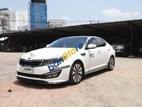 Bán Kia K5 sản xuất 2012, màu trắng, xe nhập