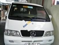 Cần bán xe Mercedes 140 đời 2004, màu trắng