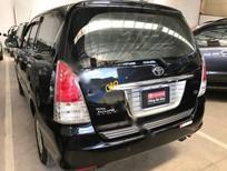 Bán ô tô Toyota Innova 2.0V đời 2008, màu đen, 490 triệu
