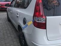 Cần bán gấp Hyundai i30 CW 2011, màu trắng, nhập khẩu, giá 455tr