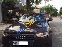 Bán ô tô Audi A4 1.8 TFSI đời 2012, màu nâu, nhập khẩu