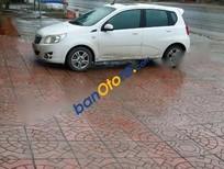 Gia đình cần bán lại xe Daewoo GentraX SX đời 2010, màu trắng, nhập khẩu