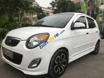 Mình cần bán Kia Morning SLX 2011, đăng ký lần đầu tại Việt nam 2012
