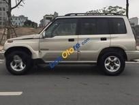 Chính chủ bán xe Suzuki Vitara MT 2005, 2 cầu, vàng cát