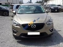 Bán Mazda CX 5 sản xuất năm 2014, màu vàng cát