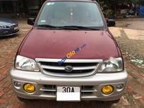 Bán xe Daihatsu Terios số sàn, 2 cầu điện, máy xăng, biển HN, tên tư nhân chính chủ
