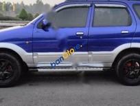 Cần bán lại xe Daihatsu Terios đời 2006, màu xanh lam xe gia đình