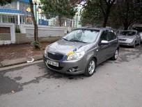 Cần bán Daewoo GentraX sản xuất 2009, màu xám, xe nhập