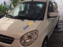 Bán xe Kia Morning MT sản xuất 2011, màu trắng xe gia đình, giá 235tr