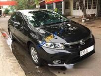 Bán xe Honda Civic AT sản xuất 2012, màu đen số tự động