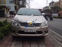 Bán ô tô Toyota Innova 2.0E 2013, giá chỉ 679 triệu