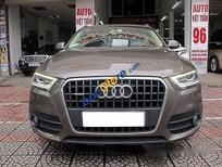 Bán ô tô Audi Q3 đời 2014, màu nâu, nhập khẩu chính hãng