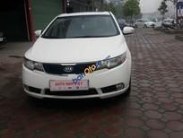 Bán Kia Forte SLI sản xuất 2009, màu trắng, xe nhập chính chủ