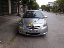 Cần bán gấp Toyota Vios E đời 2008, màu bạc chính chủ, 375tr