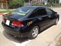 Bán Honda Civic 1.8 MT đời 2008, màu đen chính chủ